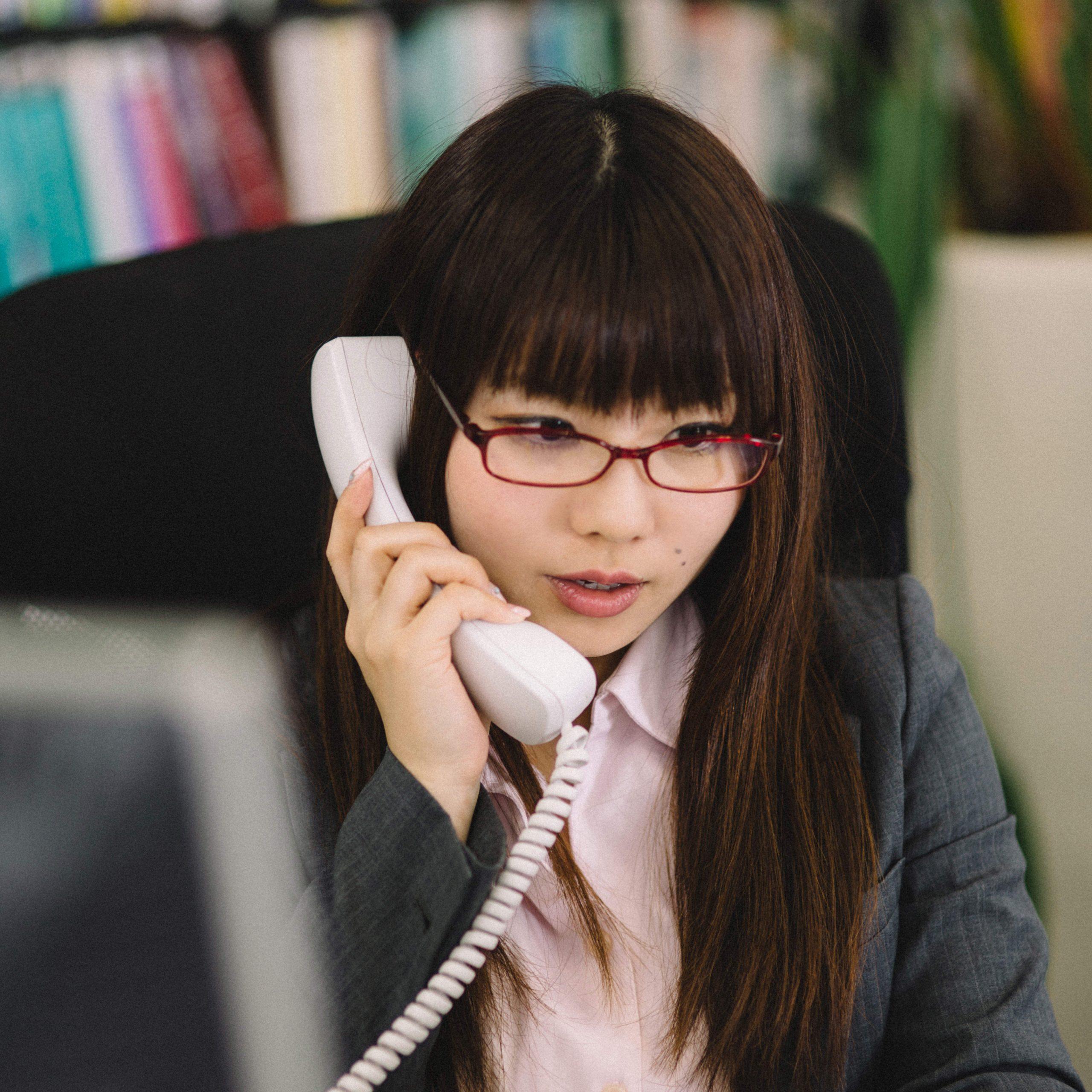 電話応対マニュアル